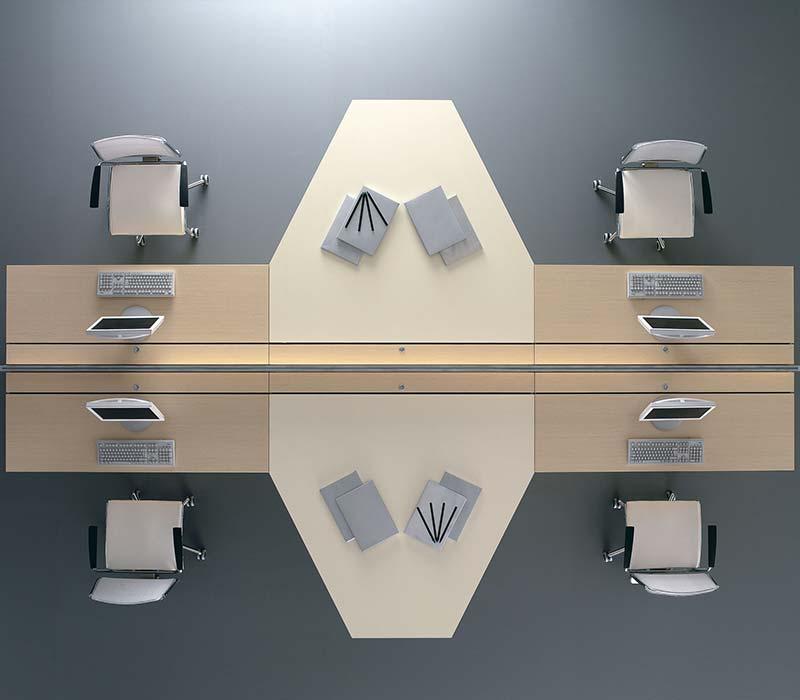 Arredamento e mobili per l 39 ufficio salone del mobile for Mobili ufficio verona