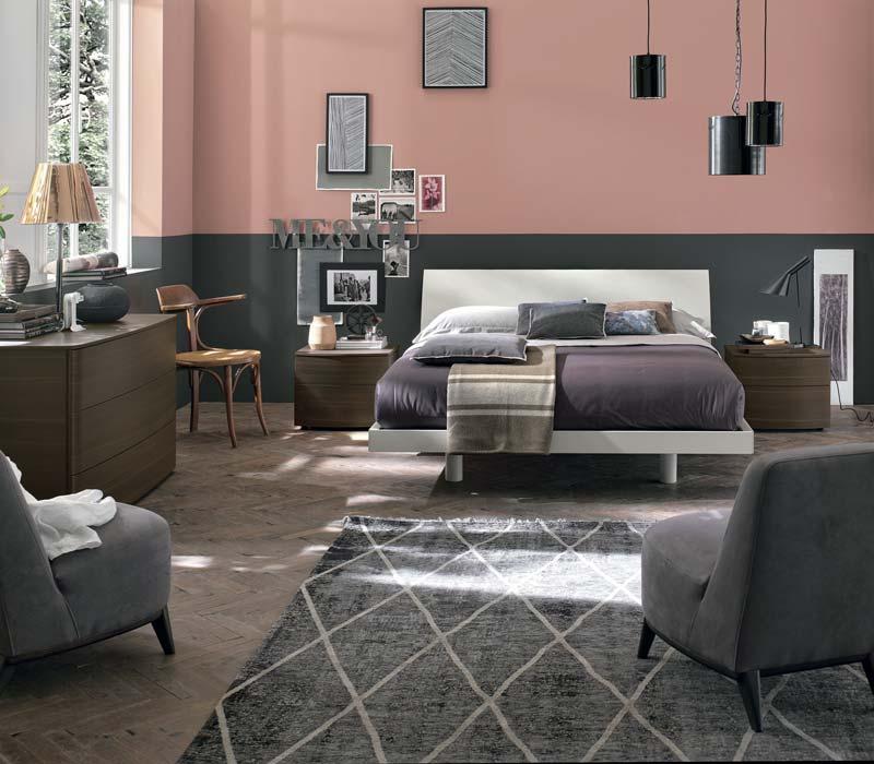 Realizzazione camera da letto matrimoniale